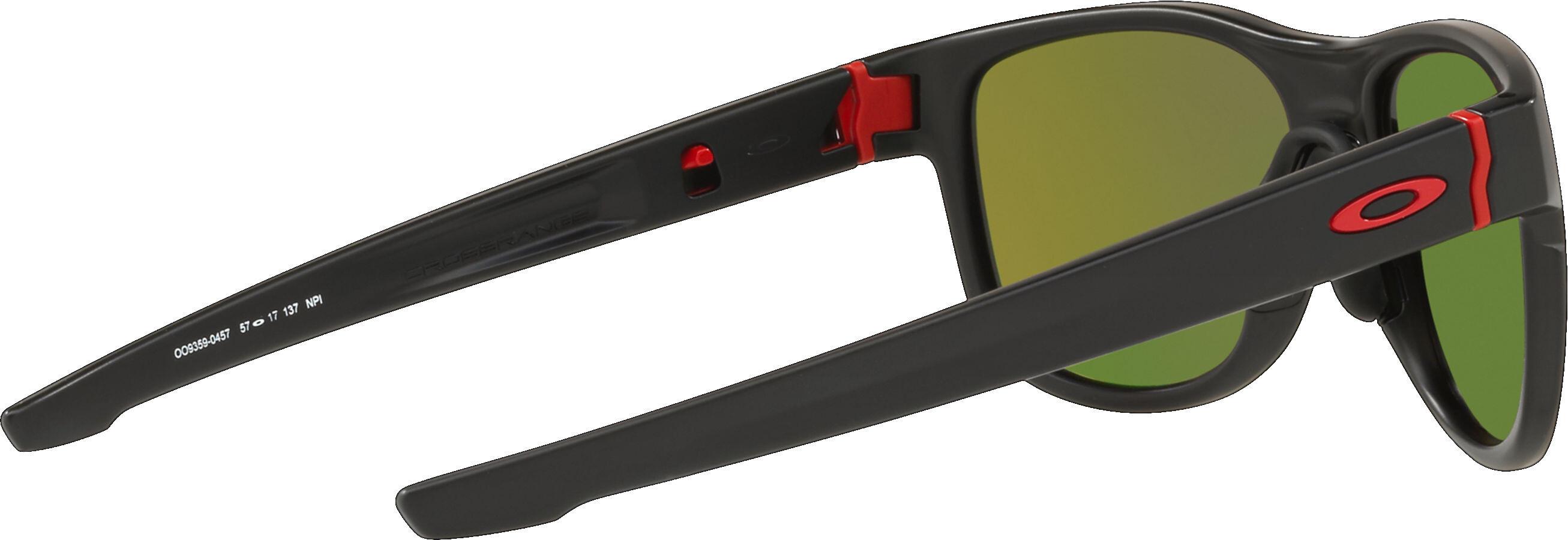 Oakley Crossrange R Matte Black/Prizm Ruby online kaufen | fahrrad.de